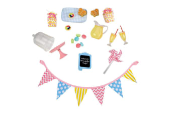 Our Generation Garden Party Banner Accessory Set