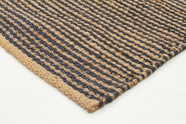 Chunky Natural Fiber Cable Rug 220x150cm