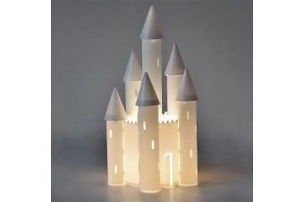 Magic Castle LED Lamp Night Light | girls room bedside light