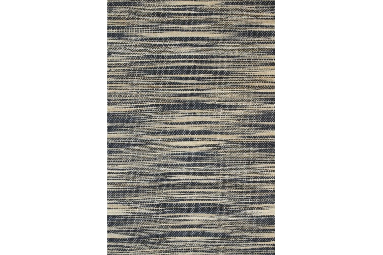 Malmo Stipe Natural Jute Grey Rug