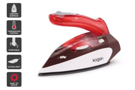 ​​Kogan 1000W Ceramic Travel Iron