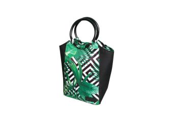Sachi Insulated Lunch Bag carry Tote Storage Travel Bag Palm Springs