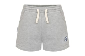 Regatta Childrens Girls Succinct Shorts (Ash) (11-12 Years)
