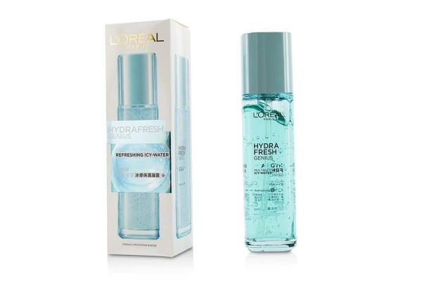 L'Oreal Hydrafresh Genius Multi-Active Refreshing Icy-Water (110ml/3.7oz)
