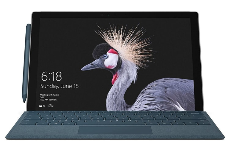 Microsoft Surface Pro Signature Type Cover (Cobalt Blue)