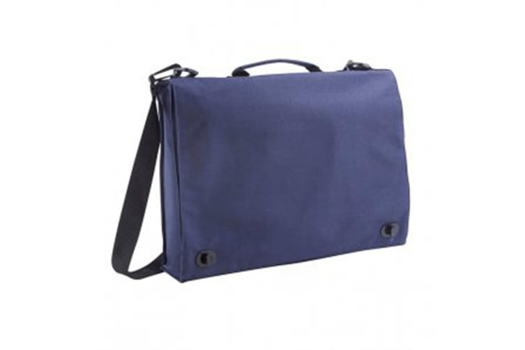 SOLS Unisex Conference Briefcase (French Navy) (One Size)