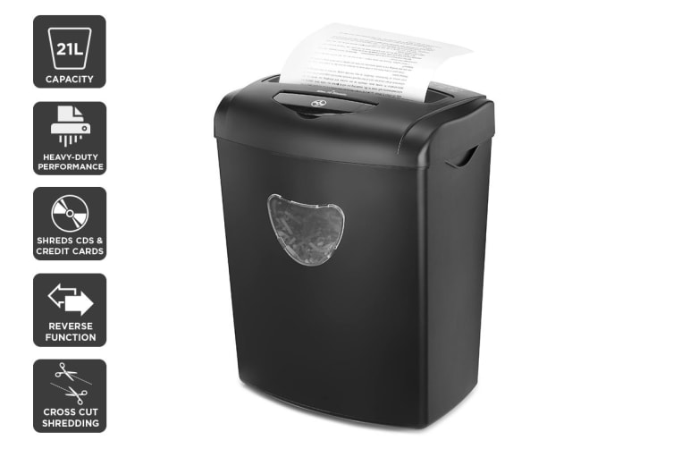 Kogan Cross Cut Paper Shredder