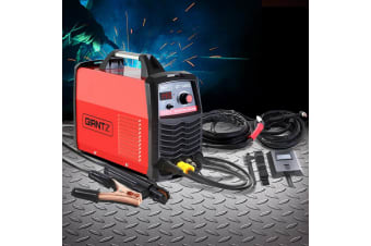 Giantz Inverter Welder TIG MMA ARC Plasma Cutter Portable Welding Machine 140A