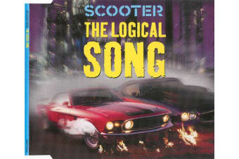 Scooter ‎– The Logical Song PRE-OWNED CD: DISC LIKE NEW