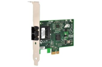Allied Telesis AT-2911SX/LC-901 PCI-Express (PCIe x1) Adpt card 1000SX/