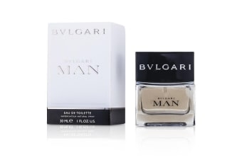 Bvlgari Man EDT Spray 30ml/1oz