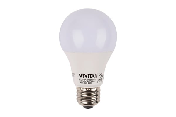Vivitar Wireless Smart Bulb 450 Lumens Bayonet Clip (LB-60BY-AU)
