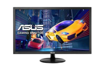 ASUS VP228H Gaming Monitor - 21.5' FHD (1920x1080) , 1ms, Low Blue Light, Flicker Free