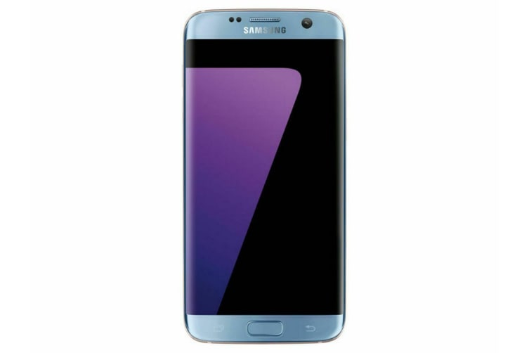 Samsung Galaxy S7 edge - Blue 32GB –Refurbished Excellect Condition