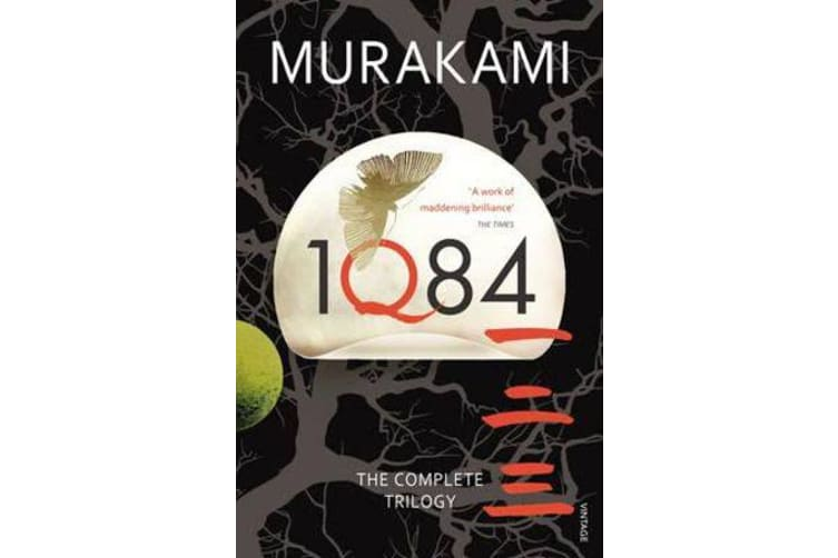 1Q84 - Books 1, 2 and 3