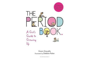 The Period Book - A Girl's Guide to Growing Up