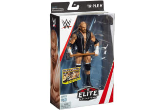 WWE Elite Collection Action Figure Series 60 Triple H