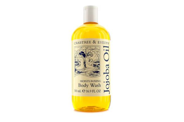 Crabtree & Evelyn Jojoba Oil Moisturising Body Wash (500ml/16.9oz)