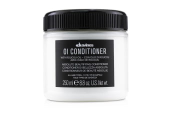 Davines OI Conditioner (Absolute Beautifying Conditioner - All Hair Types) 250ml/8.8oz