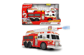 Dickie Toys Fire Commander Fire Engine Truck