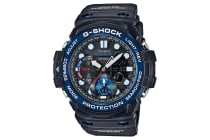 Casio G-Shock Masters of G Gulfmaster Ana-Digital Watch - Black/Blue (GN1000B-1A)
