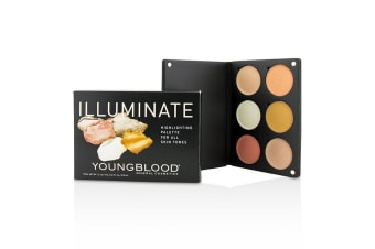 Youngblood Illuminate Palette 13.2g