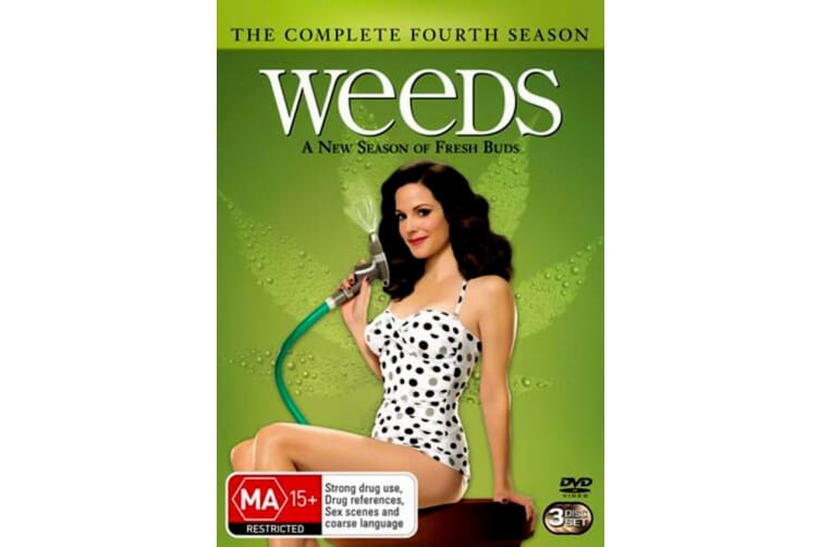 Weeds : Season 4  -Comedy Series Rare- Aus Stock DVD  PREOWNED: DISC LIKE NEW