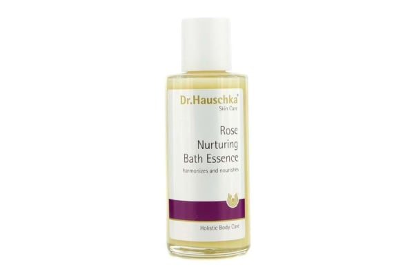 Dr. Hauschka Rose Nurturing Bath Essence (100ml/3.4oz)