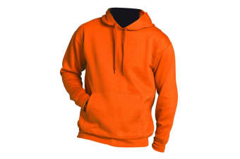 SOLS Slam Unisex Hooded Sweatshirt / Hoodie (Orange)