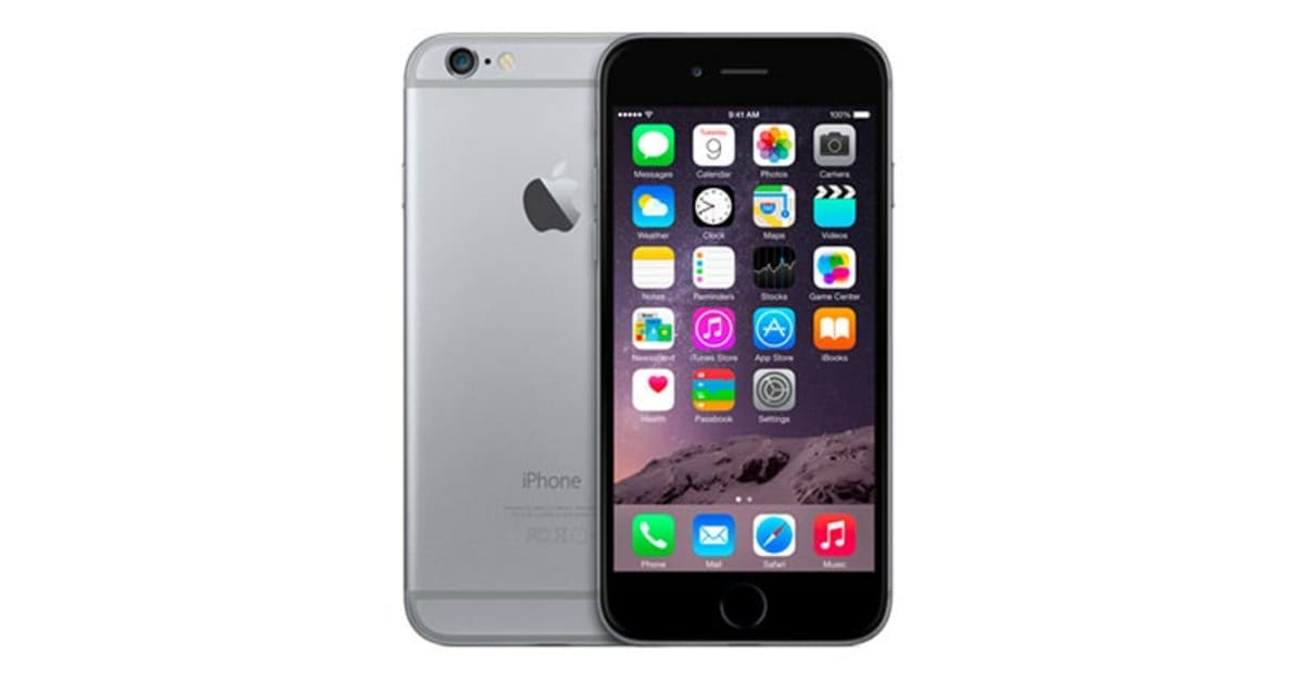 buy an iphone 6 apple iphone 6 16gb space grey kogan 6889