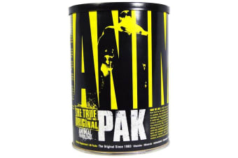Universal Nutrition The True Original Animal Pak Animal Training Packs - 30 Packs