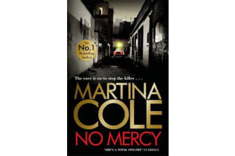 No Mercy - The brand new novel from the Queen of Crime