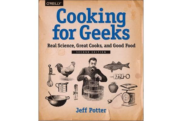 Image of Cooking for Geeks, 2e