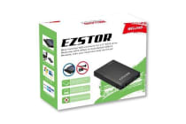 "Welland EZStor ME-951E 2.5"" SATA 6G to USB 3.0 Enclosure - Black Aluminium"