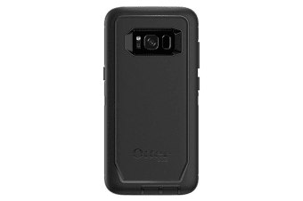 Otterbox Defender Case For Samsung Galaxy S8 - Black