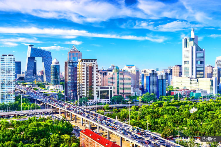 CHINA: 10 Day China Tour Including Qantas Flights for Two