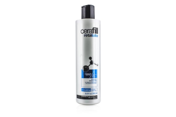 Redken Cerafill Retaliate Stimulating Shampoo (For Advanced Thinning Hair) (290ml/9.8oz)