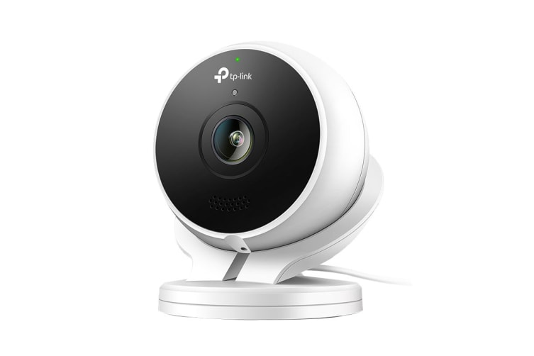 TP-Link 1080P Kasa Outdoor Cam with Night Vision and Motion Detection (KC200)