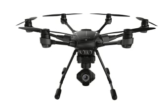 Yuneec Typhoon H Drone Bundle with 2 x Batteries & Backpack - Black
