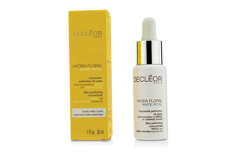 Decleor Hydra Floral White Petal Neroli & Sweet Orange Skin Perfecting Concentrate 30ml