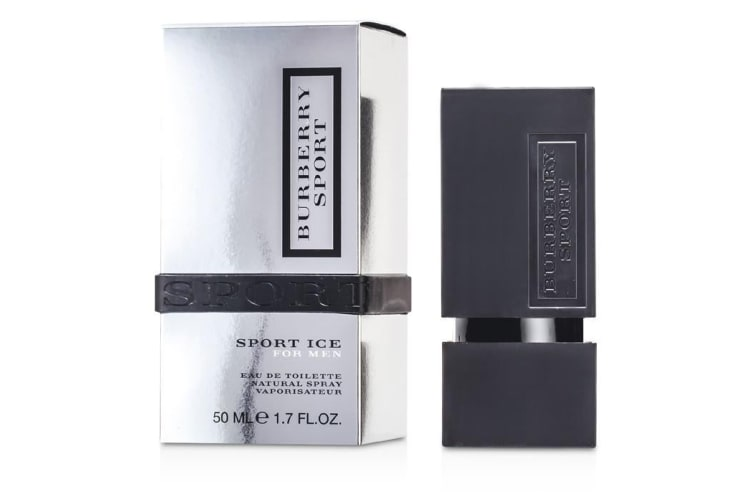 Burberry Sport Ice for Men Eau De Toilette Spray 50ml