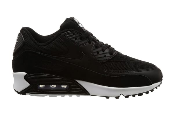 huge discount 6e5d7 442b2 Nike Men s Air Max 90 Essential Shoe (Black White, Size 7) - Kogan.com NZ
