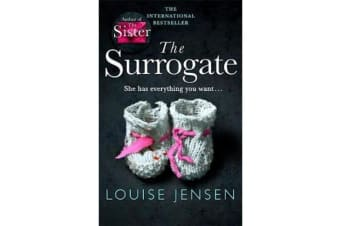 The Surrogate - A gripping psychological thriller with an incredible twist