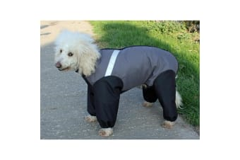Cosipet Trouser Extreme Dog Coat (Grey) (26in)