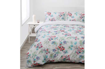 Flora Quilt Cover Set by Big Sleep