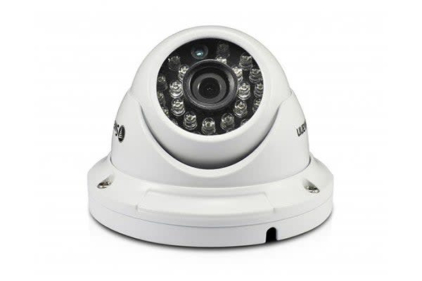 Swann 8 Channel 1080p 2TB DVR with 4 x PRO-T853 Bullet Style & 2 x PRO-T854 Dome Style Cameras (SWDVK-845562D)