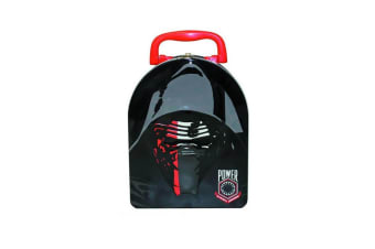 "Star Wars Ep VII ""Kylo Ren"" Arch Shape Carry All Tin"