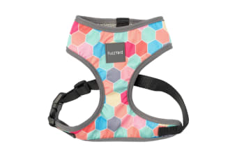 The Hive Small FuzzYard Dog Harness - 33 to 46cm Chest / 26cm Neck