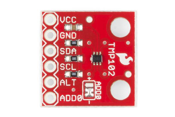 SparkFun Digital Temperature Sensor Breakout - TMP102