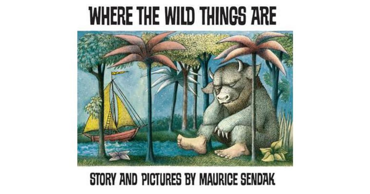analysis of where the wild things The paperback of the where the wild things are by maurice sendak at barnes & noble free shipping on $25 or more.